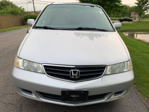 2004 Honda Odyssey for sale at Luxury Cars Xchange in Lockport IL