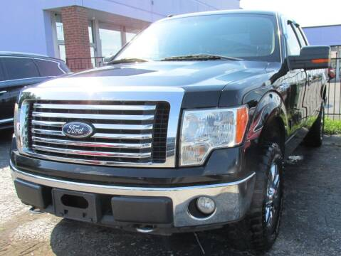 2010 Ford F-150 for sale at Express Auto Sales in Lexington KY