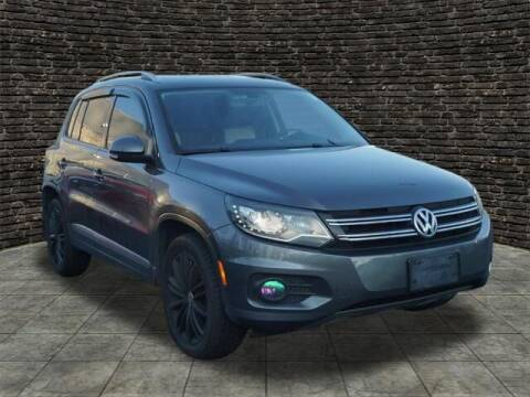 2016 Volkswagen Tiguan for sale at Ron's Automotive in Manchester MD