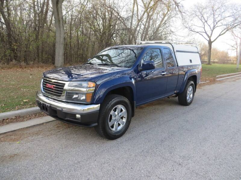 2011 GMC Canyon for sale at EZ Motorcars in West Allis WI