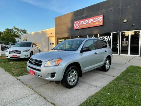 2010 Toyota RAV4 for sale at HOUSE OF CARS CT in Meriden CT