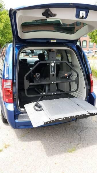 2010 Dodge GrandCaravan for sale at WEB NIK Motors in Fitchburg MA