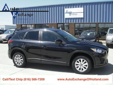 2015 Mazda CX-5 for sale at Auto Exchange Of Holland in Holland MI