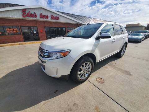 2011 Ford Edge for sale at Eden's Auto Sales in Valley Center KS