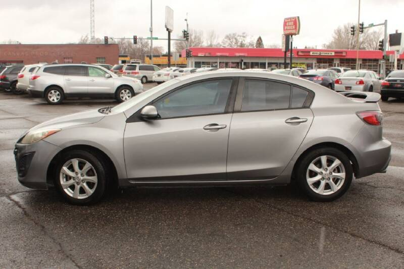 2010 Mazda MAZDA3 for sale at Epic Auto in Idaho Falls ID