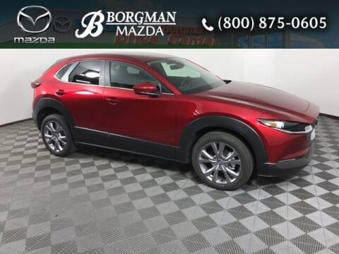 2020 Mazda CX-30 for sale at BORGMAN OF HOLLAND LLC in Holland MI
