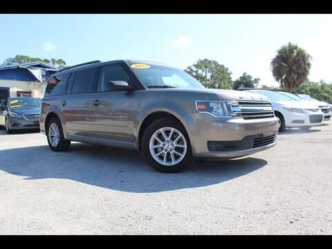 2013 Ford Flex for sale at AUTOPARK AUTO SALES in Orlando FL