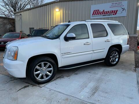 2008 GMC Yukon for sale at Midway Motors in Conway AR