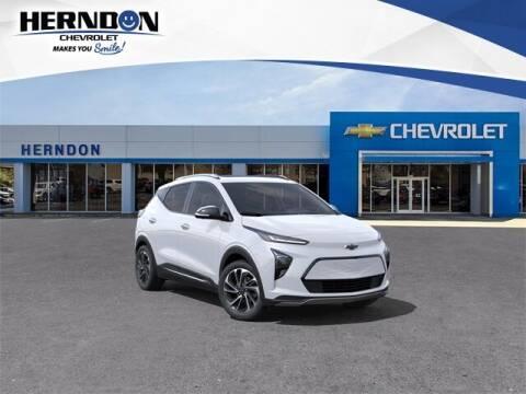 2022 Chevrolet Bolt EUV for sale at Herndon Chevrolet in Lexington SC