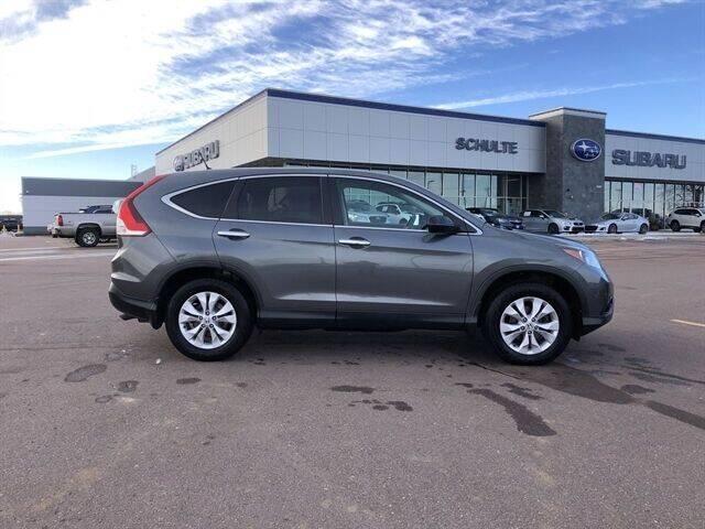 2014 Honda CR-V for sale at Schulte Subaru in Sioux Falls SD