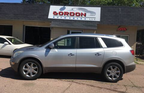 2008 Buick Enclave for sale at Gordon Auto Sales LLC in Sioux City IA