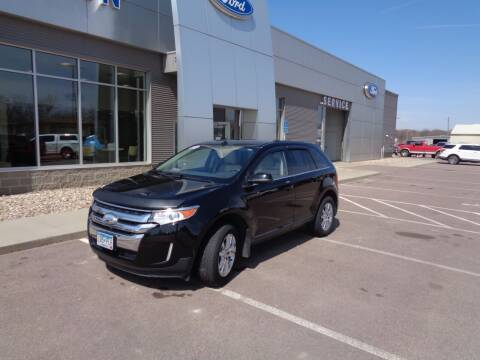 2012 Ford Edge for sale at Herman Motors in Luverne MN