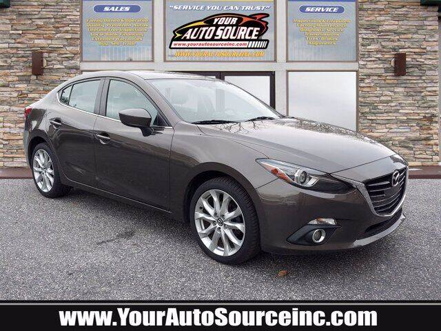 2015 Mazda MAZDA3 for sale at Your Auto Source in York PA