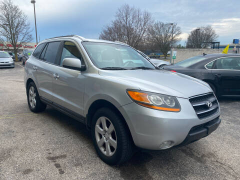 2008 Hyundai Santa Fe for sale at McNamara Auto Sales - Kenneth Road Lot in York PA