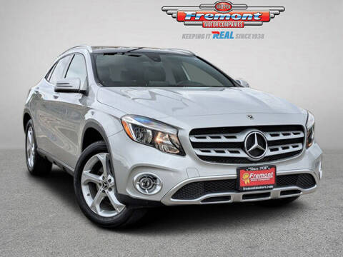 2018 Mercedes-Benz GLA for sale at Rocky Mountain Commercial Trucks in Casper WY
