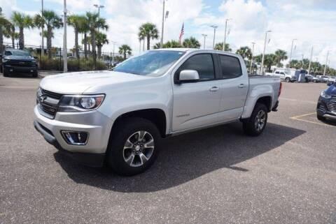 2018 Chevrolet Colorado for sale at WinWithCraig.com in Jacksonville FL