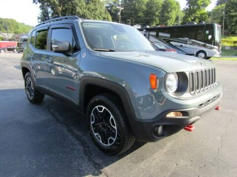 2017 Jeep Renegade for sale at Specialty Car Company in North Wilkesboro NC