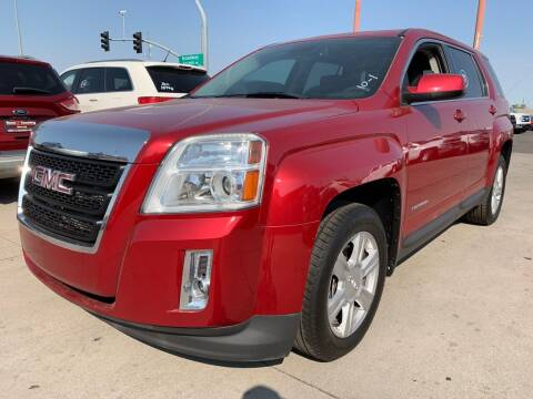 2014 GMC Terrain for sale at Town and Country Motors in Mesa AZ