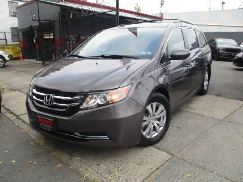 2015 Honda Odyssey for sale at Newark Auto Sports Co. in Newark NJ