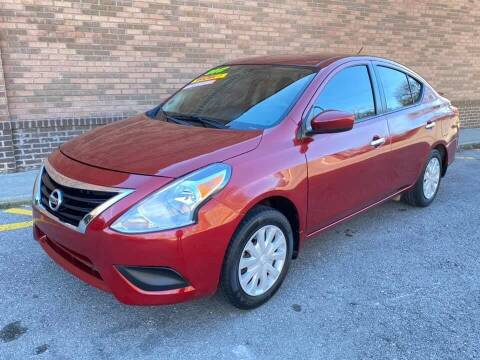 2017 Nissan Versa for sale at Quick Stop Motors in Kansas City MO