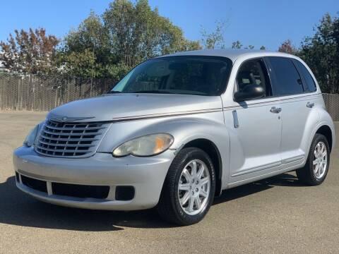 2007 Chrysler PT Cruiser for sale at SHOMAN MOTORS in Davis CA