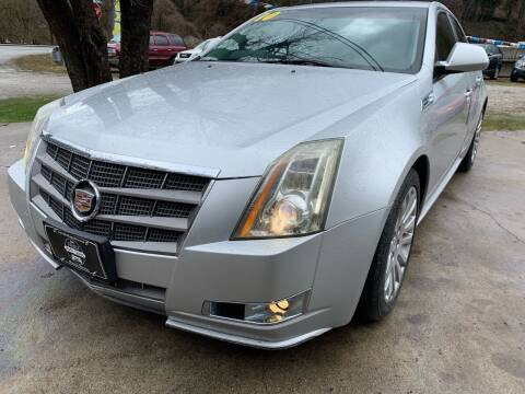 2010 Cadillac CTS for sale at Day Family Auto Sales in Wooton KY