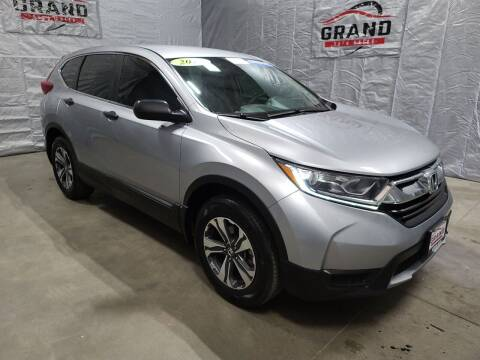 2018 Honda CR-V for sale at GRAND AUTO SALES in Grand Island NE