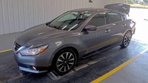 2018 Nissan Altima for sale at HERMANOS SANCHEZ AUTO SALES LLC in Dallas TX