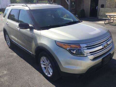 2011 Ford Explorer for sale at eAutoDiscount in Buffalo NY