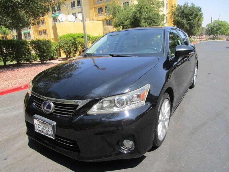 2012 Lexus CT 200h for sale at PRESTIGE AUTO SALES GROUP INC in Stevenson Ranch CA