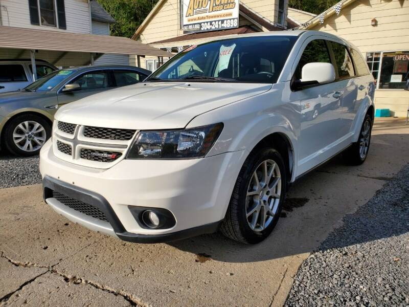 2015 Dodge Journey for sale at Auto Town Used Cars in Morgantown WV