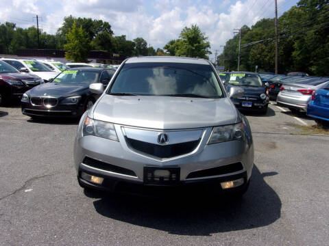 2011 Acura MDX for sale at Balic Autos Inc in Lanham MD