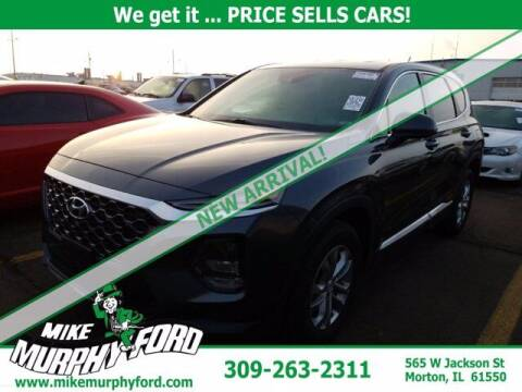 2020 Hyundai Santa Fe for sale at Mike Murphy Ford in Morton IL