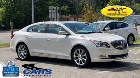 2014 Buick LaCrosse for sale at Assistive Automotive Center in Durham NC