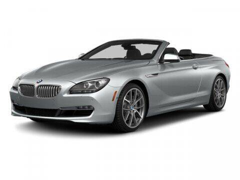 2014 BMW 6 Series for sale at BMW OF ORLAND PARK in Orland Park IL