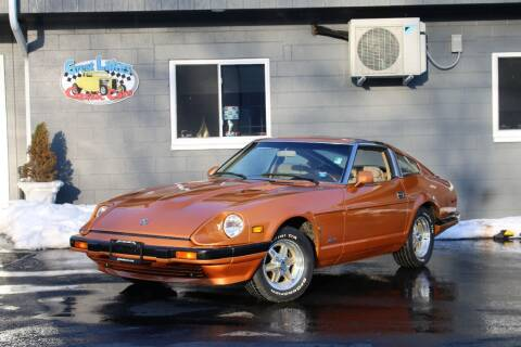 1982 Datsun 280ZX for sale at Great Lakes Classic Cars & Detail Shop in Hilton NY
