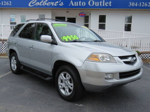 2006 Acura MDX for sale at Colbert's Auto Outlet in Hickory NC