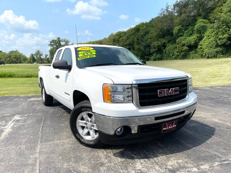 2011 GMC Sierra 1500 for sale at A & S Auto and Truck Sales in Platte City MO