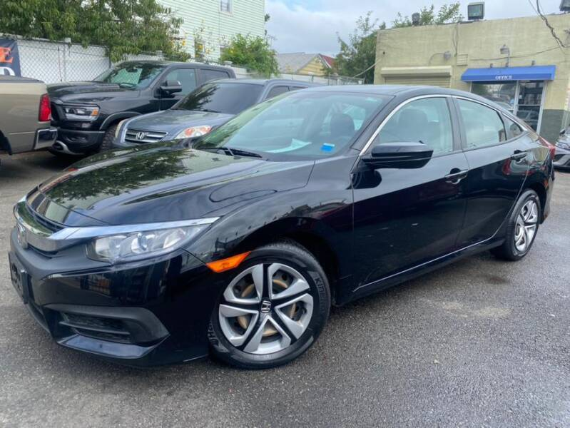 2017 Honda Civic for sale in Hollis, NY