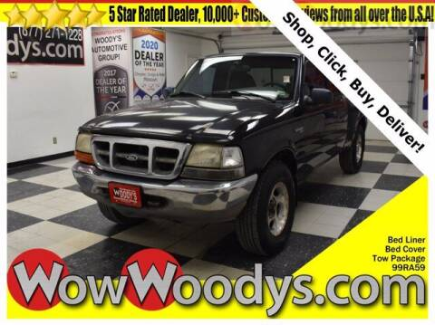 1999 Ford Ranger for sale at WOODY'S AUTOMOTIVE GROUP in Chillicothe MO