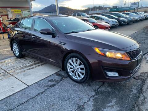 2014 Kia Optima for sale at All American Autos in Kingsport TN