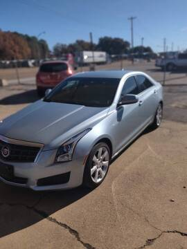 2013 Cadillac ATS for sale at Memphis Finest Auto, LLC in Memphis TN