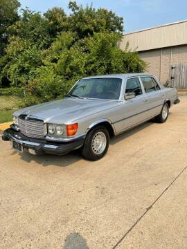 1980 Mercedes-Benz 450 SEL for sale at Executive Motors in Hopewell VA
