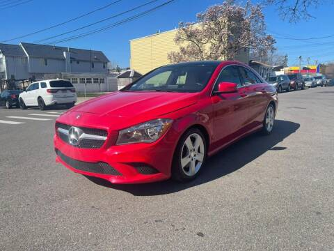 2015 Mercedes-Benz CLA for sale at Kapos Auto, Inc. in Ridgewood, Queens NY