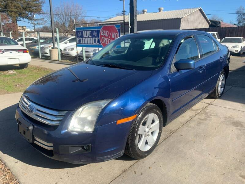 2007 Ford Fusion for sale at River City Auto Sales Inc in West Sacramento CA