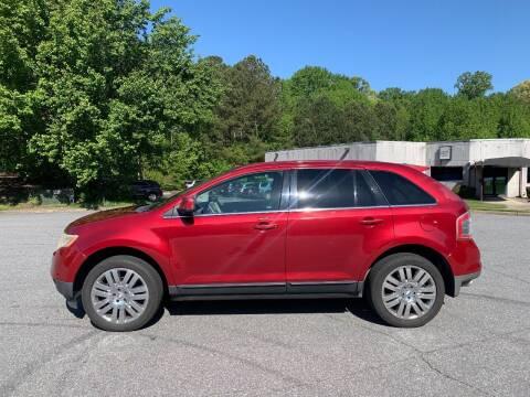 2009 Ford Edge for sale at Auto Deal Line in Alpharetta GA