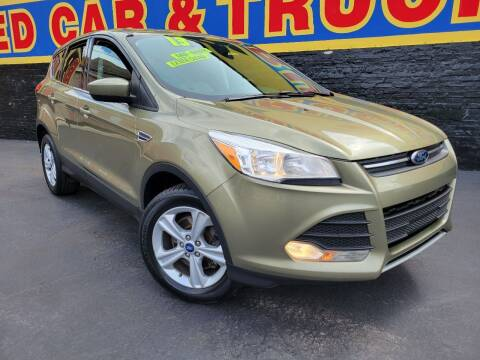 2013 Ford Escape for sale at B & R Motor Sales in Chicago IL