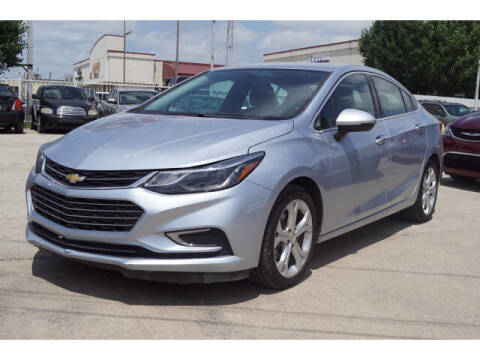 2017 Chevrolet Cruze for sale at Watson Auto Group in Fort Worth TX