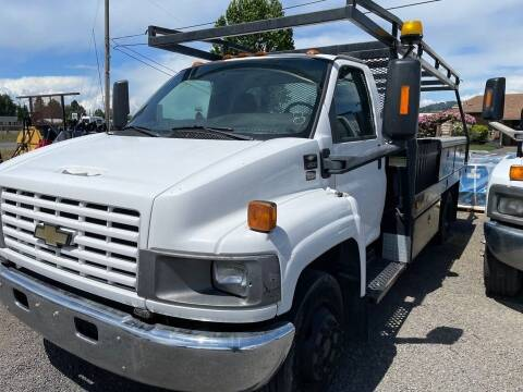 2007 Chevrolet C4500 for sale at DirtWorx Equipment - Trucks in Woodland WA