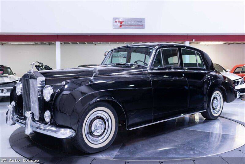 1960 Rolls-Royce Silver Cloud 3 for sale in Rancho Cordova, CA